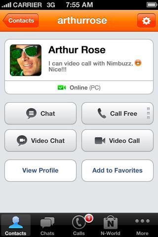 nimbuzz app for pc
