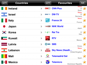 NetTV iPhone 300x224 How to Watch TV On Your iPhone