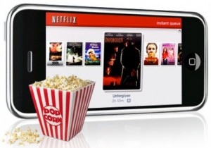 netflix iphone 300x210 How to Watch TV On Your iPhone