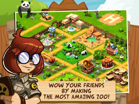 Wonder Zoo App