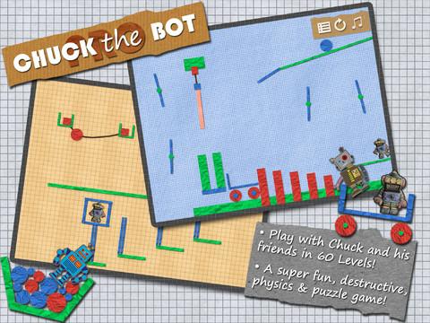 Chuck the Bot App