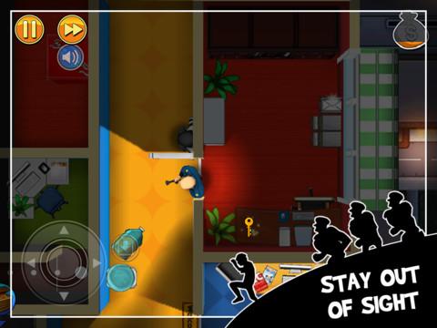 Robbery Bob App