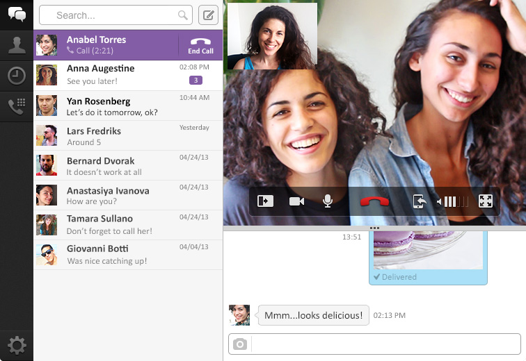 Viber for PC