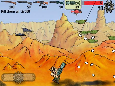 War Pigeons App