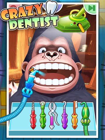 Crazy Dentist App