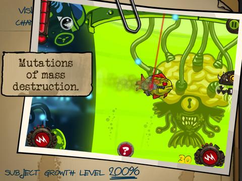 Zombie Fish Tank App