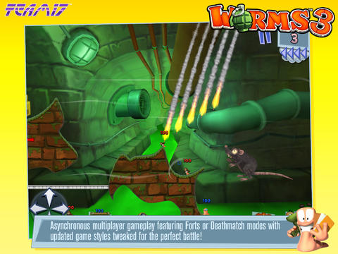 Worms 3 Review