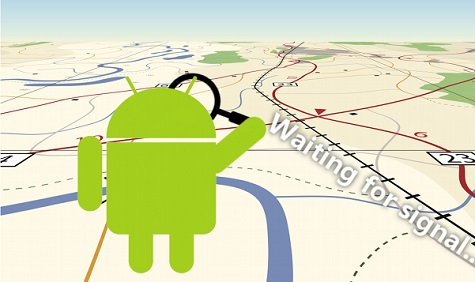 Fix Android GPS