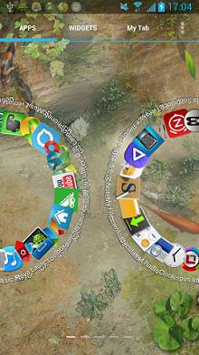 Linpus Launcher App