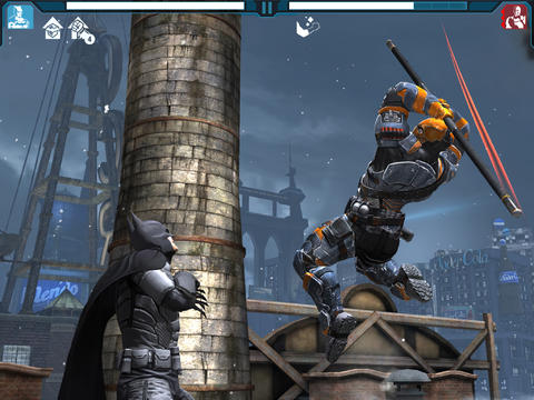 Batman Arkham Origins App