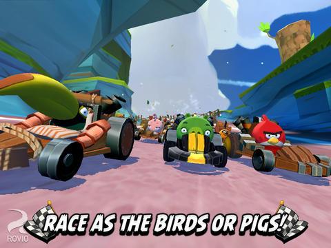 Angry Birds Go! App