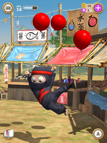 Clumsy Ninja Review