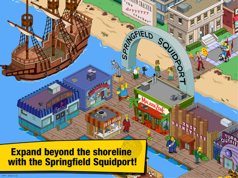 Tapped Out App