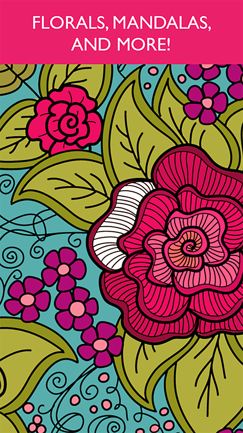 Colorfy Coloring Book App