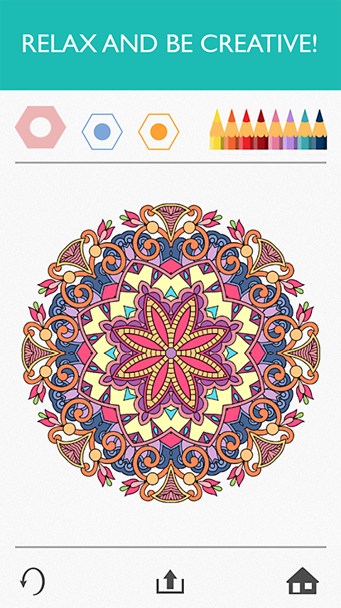 Colorfy Coloring Book Review