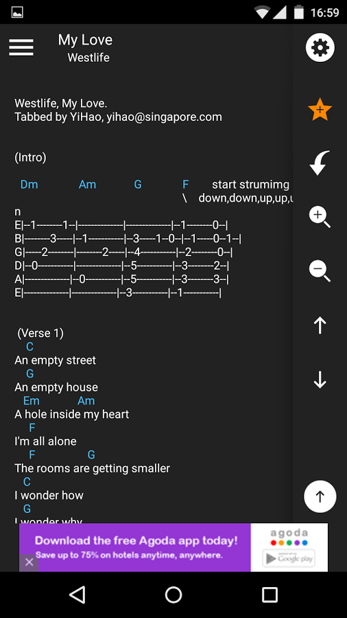 Song Chord Finder Review Appspirate