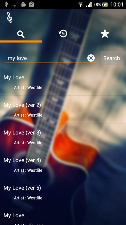 Song Chord Finder Review | AppsPirate