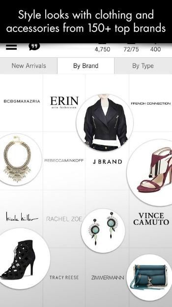 Covet Fashion Shopping