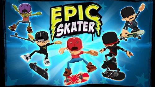 Epic Skater App