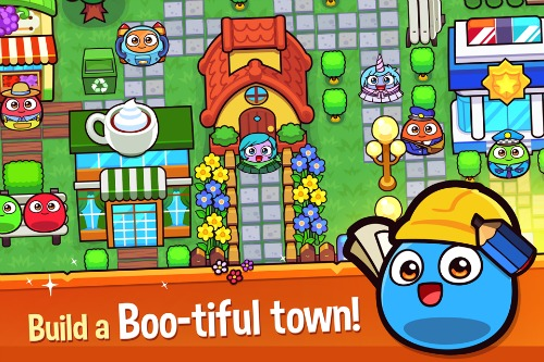 My Boo Town Game