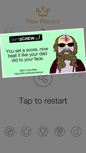 Don't Screw Up! Review