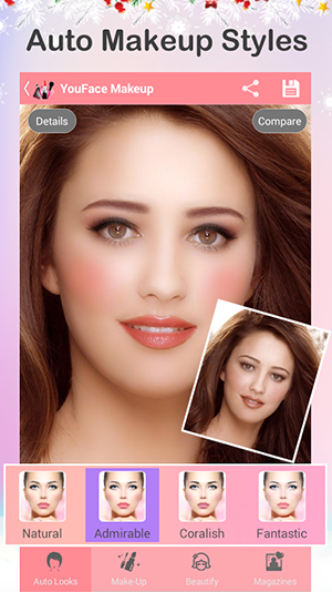 YouFace Makeup-Makeover Studio App