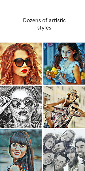 Art Filter Photo Editor Selfie App