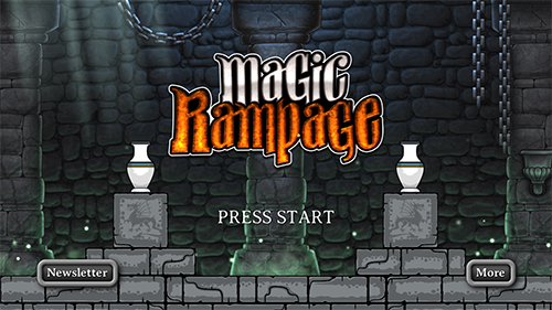 Magic Rampage Review