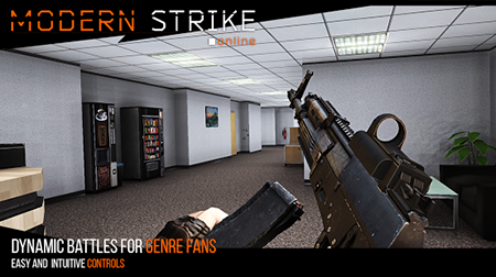 Modern Strike Online Review