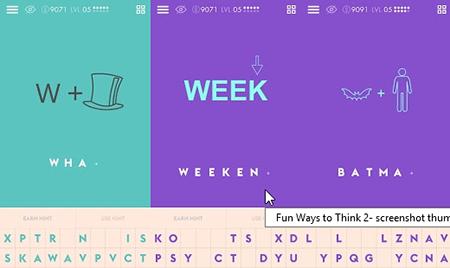 Fun Ways to Think 2 App