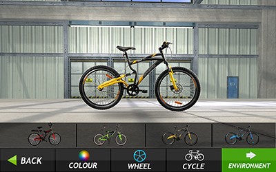 Bicycle Quad Stunts Racer App