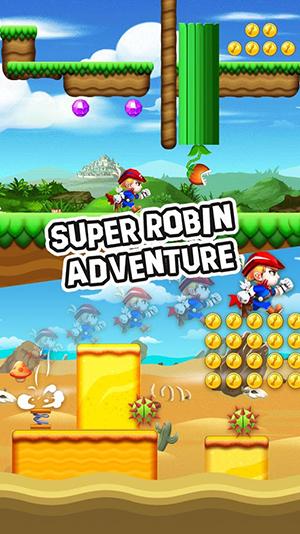 Super Adventure App
