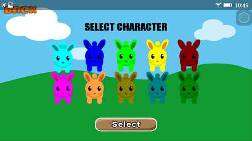Bunny Hunt Challenge App