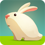 Greedy Rabbit Icon