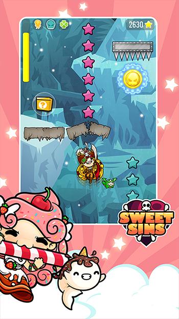 Sweet Sins App