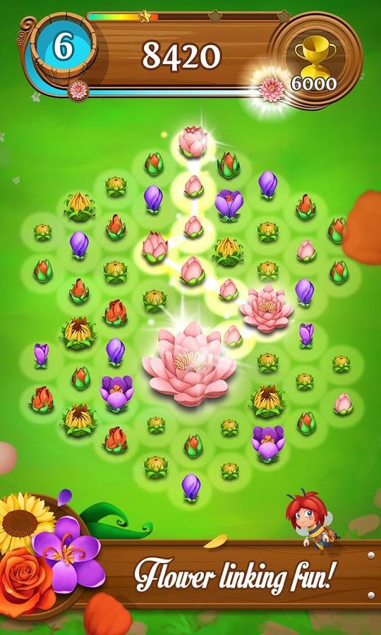 Blossom Blast Saga App