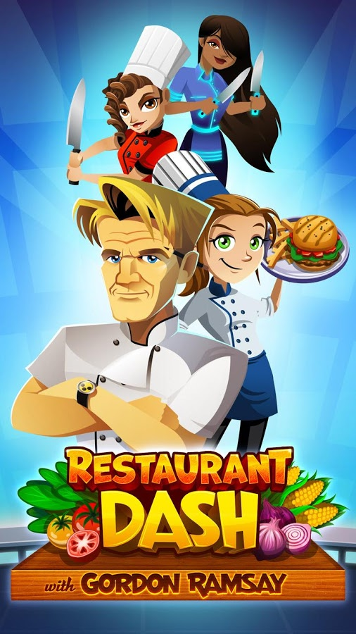 Restaurant Dash Gordon Ramsay App