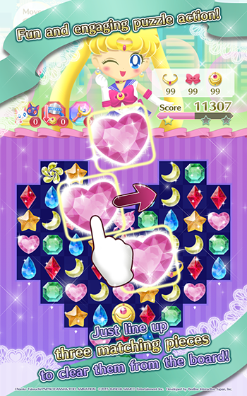 Sailor Moon Drops App