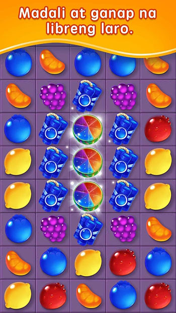 Sweet Candy Story App