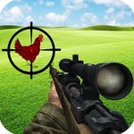 Chicken Shoot Icon