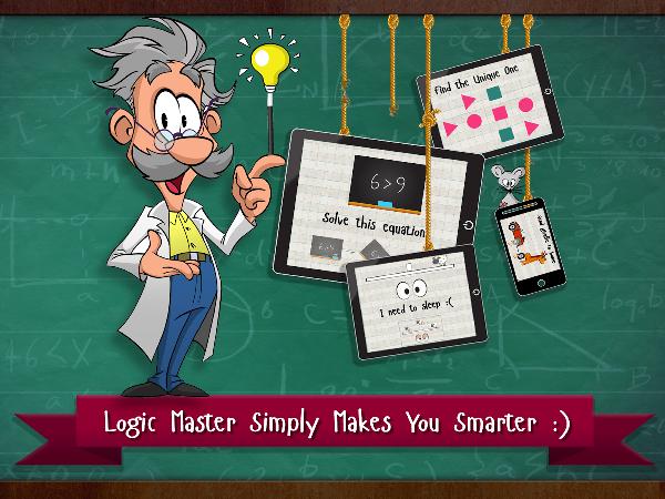 Logic Master 1 - Mind Twist App