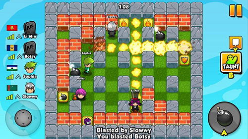 Bomber Friends Review