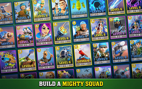 Mighty Battles App