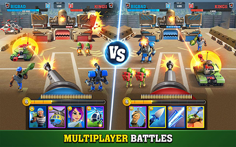Mighty Battles Review