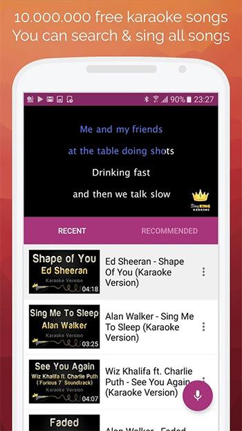 Karaoke 2018 Review