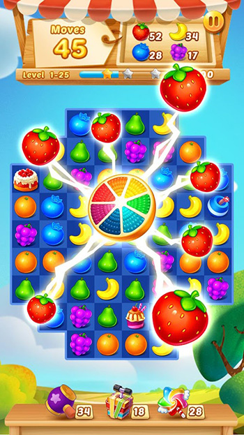 Fruits Match Review