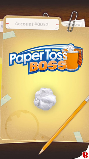 Paper Toss Boss Review