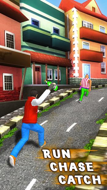 Street Chaser Game