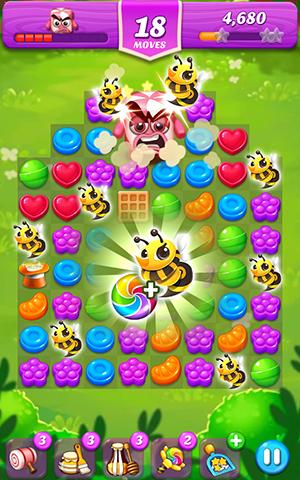 Lollipop & Marshmallow Match 3 Review