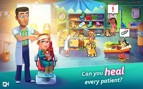 Heart's Medicine Hospital Heat App
